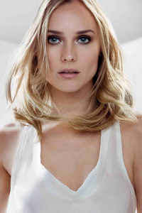 2160x3840 Diane Kruger Calvin Klein Photoshoot