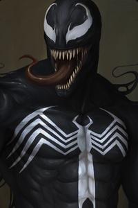 Digital Art Of Venom