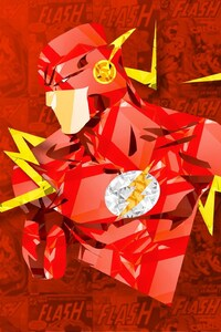 Digital Art The Flash