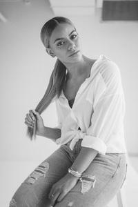 Dinah Jane Monochrome