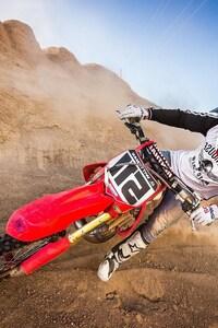 1280x2120 Dirt Bike