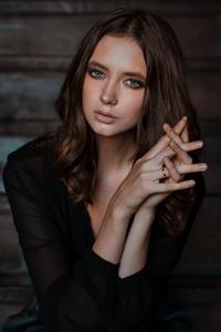 Disha Shemetova Model In 2019