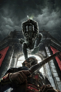 480x800 Dishonored Death From Above