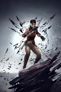 720x1280 Dishonored Death Of The Outsider
