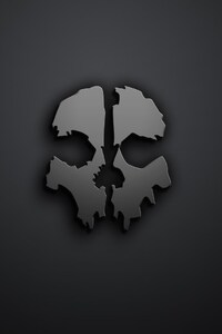 480x854 Dishonored Skull