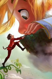 2160x3840 Disney Gigantic 2018 Movie