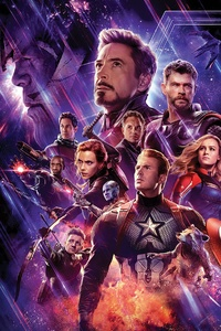 Disney Plus Avengers Endgame 4k