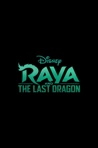 1242x2688 Disney Raya And The Last Dragon