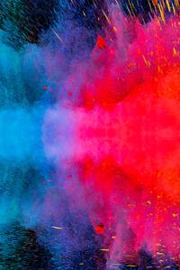 Dispersion Colors 4k