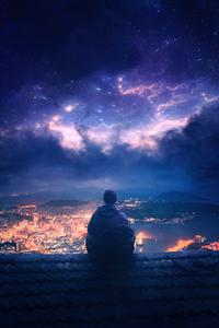1242x2688 Distant Dream
