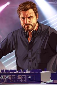 DJ Solomun Grand Theft Auto V DLC 2018
