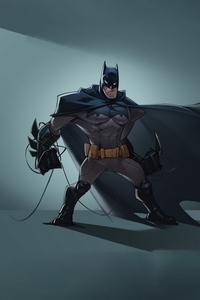 720x1280 Do Not Mess With Batman 5k