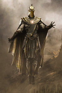 2160x3840 Doctor Fate 4k