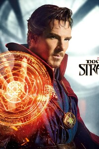 320x480 Doctor Strange 2016 Movie