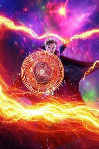 800x1280 Doctor Strange 2020 Art