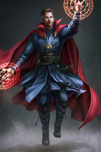 800x1280 Doctor Strange 2020 New Artwork