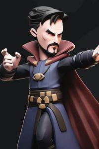 800x1280 Doctor Strange 3d Avengers Infinity War