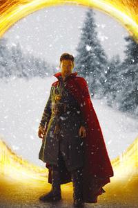 1125x2436 Doctor Strange 4k 2020