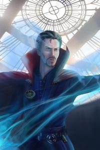 Doctor Strange 4K Art
