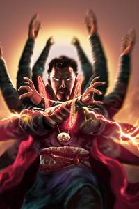 Doctor Strange 4k Artworks