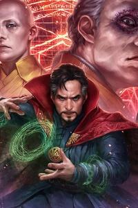Doctor Strange 4k Marvel Future Fight