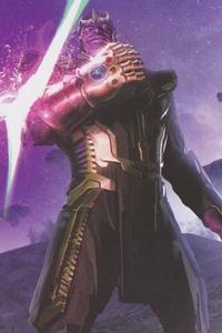 Doctor Strange And Thanos