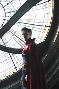 240x400 Doctor Strange Cumberbatch 5k