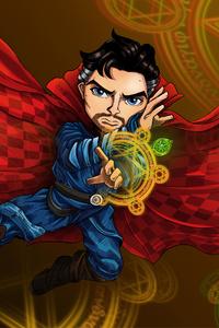 720x1280 Doctor Strange Fan Artwork 4k