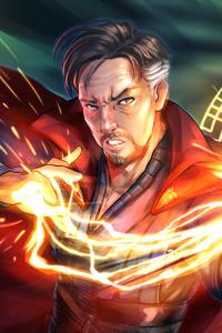 720x1280 Doctor Strange Fan Made Artwork
