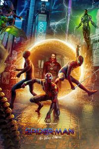 2160x3840 Doctor Strange In Spider Man No Way Home 4k