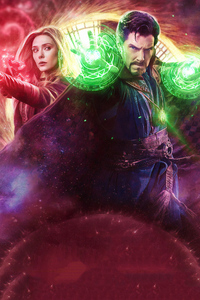 Doctor Strange In The Multiverse Of Madness 4k