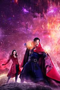 Doctor Strange In The Multiverse Of Madness 4k Art