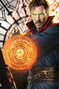 360x640 Doctor Strange In The Multiverse Of Madness Fan Made Poster 4k