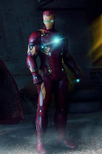 Doctor Strange Iron Man