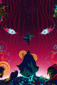 Doctor Strange Movie Art
