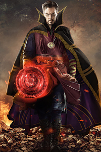 1440x2960 Doctor Strange Supreme Concept 4k