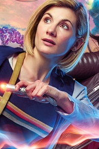 1125x2436 Doctor Who 2021