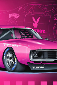 Dodge 74 Charger Playboy