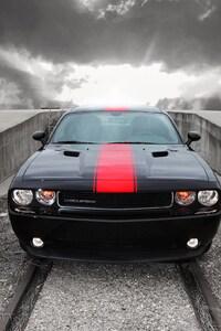 480x800 Dodge Challenger 2