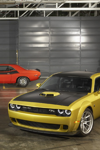 Dodge Challenger All Models