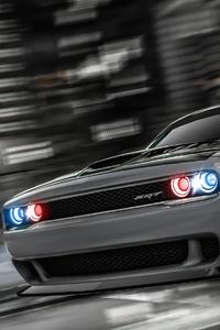 Dodge Challenger Drifting Gta V
