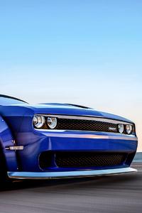 Dodge Challenger Hellcat Gta V 4k