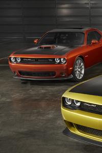 480x800 Dodge Challenger Models