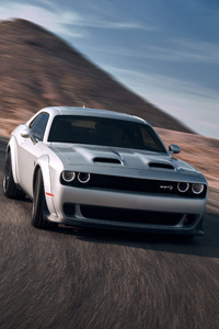 Dodge Challenger Srt Hellcat 2018 Widebody