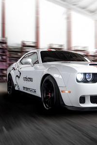 Dodge Challenger Srt Hellcat Cerberus