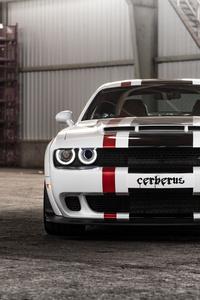Dodge Challenger Srt Hellcat Cerberus 5k