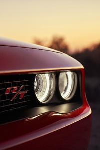 Dodge Challenger Srt Hellcat Lights