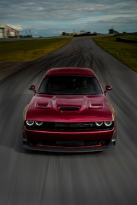 Dodge Challenger SRT Hellcat Widebody 2018