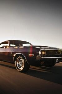 480x800 Dodge Challenger