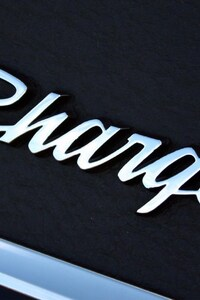 480x800 Dodge Charger Logo